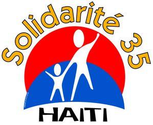 SOLIDARITE 35 HAITI LOGO