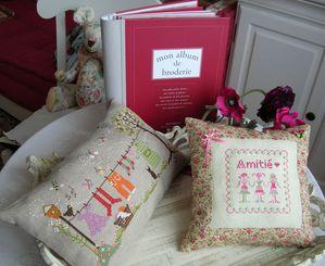cadeaux Nathalie et Nadine