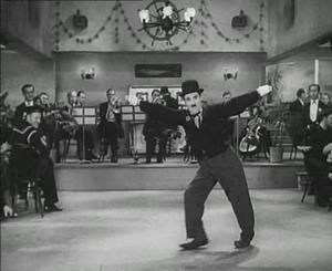 Charlot dansant