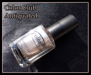 Color Club Antiquated (flacon)