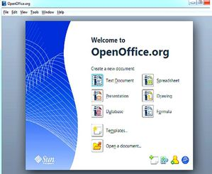 Openoffice org 2012 en version portable et sumo lite v - Telecharger open office ancienne version ...