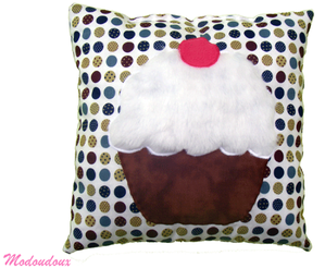 Coussin gourmand
