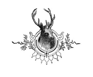deer-graphicsfairy004bw.jpg