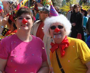 mamie clown