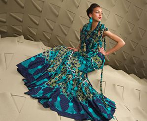 VLISCO TOUCH OF SCULPTURE 082009