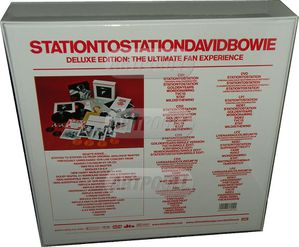 DAVID BOWIE STATION TO STATION DELUXE EDITION THE ULTIMATE