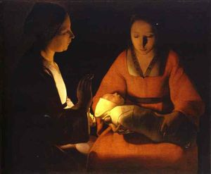 Georges de la tour nativite