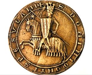 Sceau de Jaume I°.