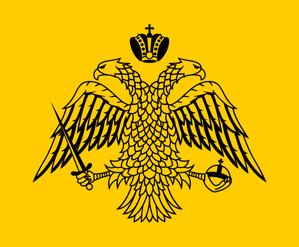 drapeau eglise