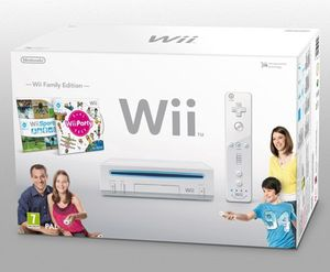Wii 2 Family Edition