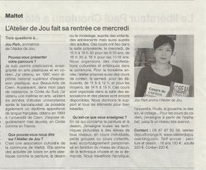 ouest-france 2014
