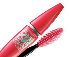 Maybelline Mascara on Maybelline Jade Volum Express One By One Mascara