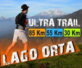 Ultra Trail del Lago d'Orta 2014. Si cambia musica! nuovi percorsi ancora pipiù emozionanti