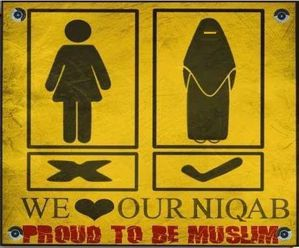 we love our niqab