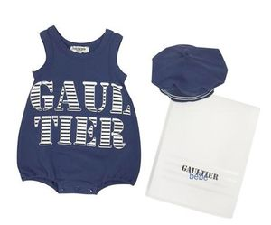 Jean Paul Gaultier Launches Baby Collection