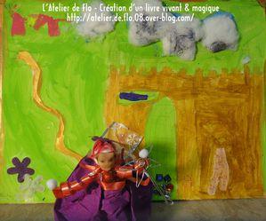 Livre Enfants Peinture Atelier de flo Megardon35