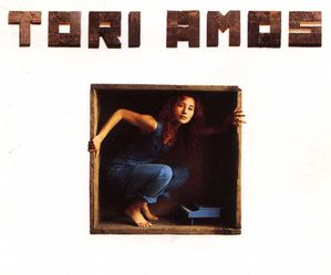 pochette du premier album de Tori Amos, Little Earthquakes