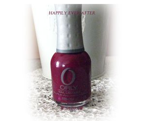 Orly Happily ever after