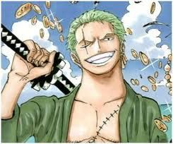 Comment dessiner zoro 2 ans plus tard - One piece wanted 2 ans plus tard ...