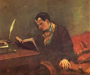 Baudelaire-Courbet