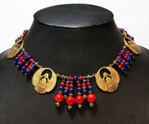 Collier Nefertiti