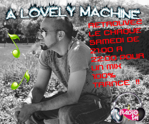 A LOVELY MACHINE PROMO