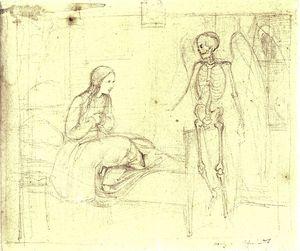 La jeune fille et la Mort M. Scwind