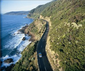 great-ocean-road carretera