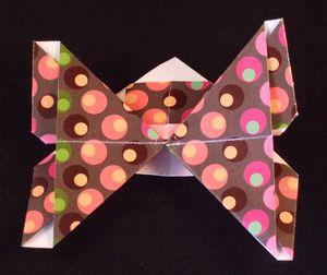 Origami papillon 32