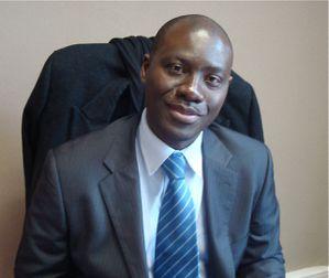 M. N'guessan : chargé du protocol a l'ambassade de CI