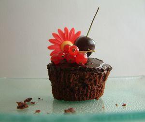 Cupcakes Chocolat Corsé Tea Time-4