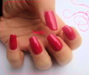 vernis miss europe rouge nacre