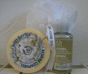 Body shop moringa