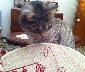 emanuela e la gattina 2