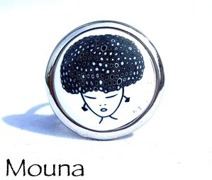 Bague Russian girl 5 DISPONIBLE: 15 euros.