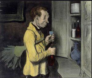 Honoré Victorin Daumier le goût
