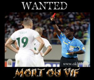 Arbitre - Wanted