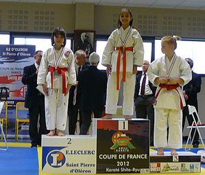 podium pupilles F