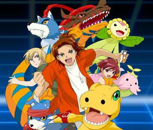 Digimon Savers affiche