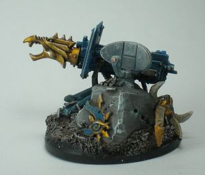 pion objectif 40K spaces marines chaos 5
