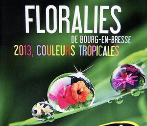 Week end les floralies de bourg en bresse du 9 au 11 nov - Office du tourisme de bourg en bresse ...