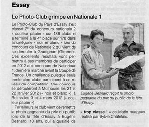 OUEST FRANCE 24062011