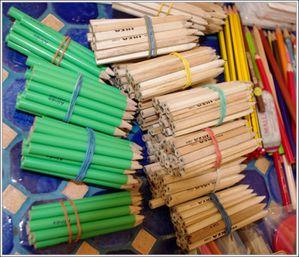 Fournitures scolaires pour les enfants de Tanzanie (3) [800