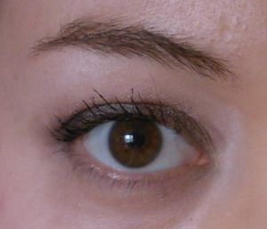oeil ouvert ud