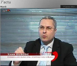 YD Canal coquelicot 17 janvier 2012 7'actu