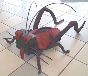 Insectes géants (2)