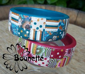 bracelet patch les 2