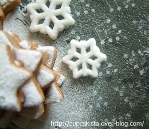 Gingerbread Christmas Trees-4