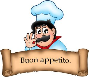 buon appatito chef