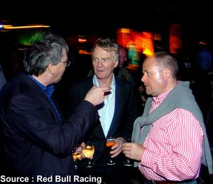 Red Bull - Max Mosley